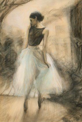 The Autumn Ballerina