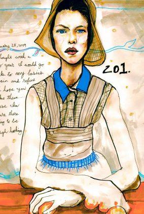 Character Sketchbook 201